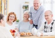 单身老人属低保户吗
