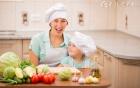 西红柿鸡蛋汤什么时候放调料