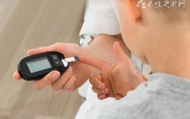 糖尿病症状和体征