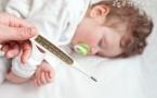 婴儿呕吐后发烧怎么护理