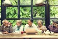 老年人如何学微信