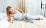 刚怀孕,肚子到底哪个地方有反应?