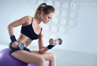 健身房健身步骤