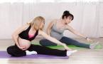 来月经能练什么体式的瑜伽