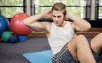 练腹肌的运动