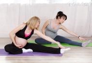 孕妇怎么使用瑜伽球