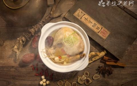 冬季养生汤食谱