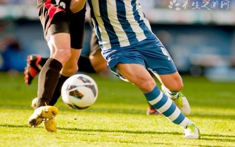 踢足球强身又健体,技巧你也要掌握!