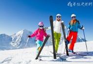 滑雪的注意事项