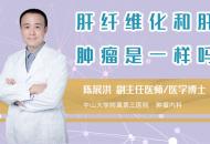 肝纤维化和肝肿瘤是一样吗
