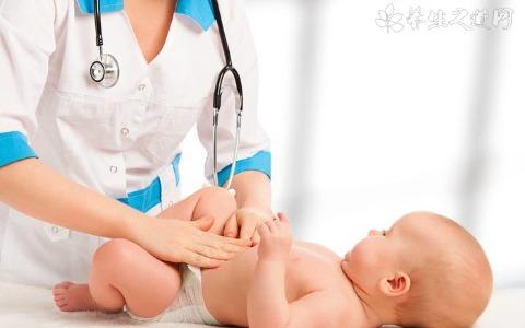 婴儿消化不好按摩哪个部位