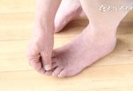 感染新冠后脚趾会出现病变吗