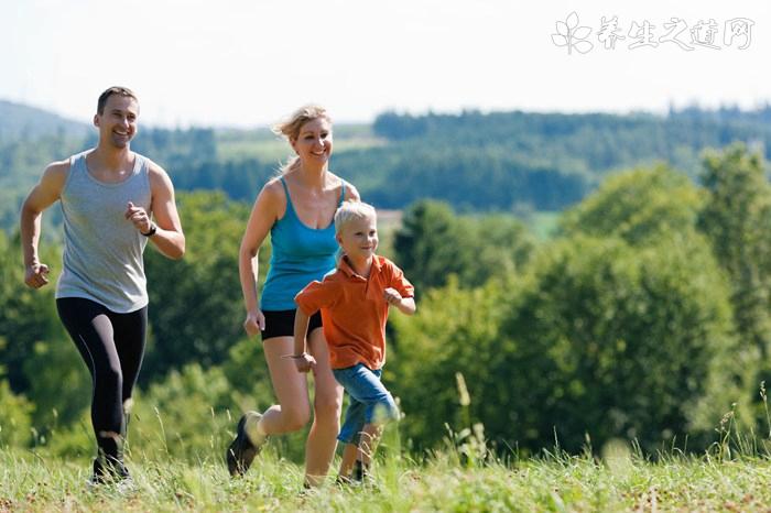 每天只跑步能减肚子吗