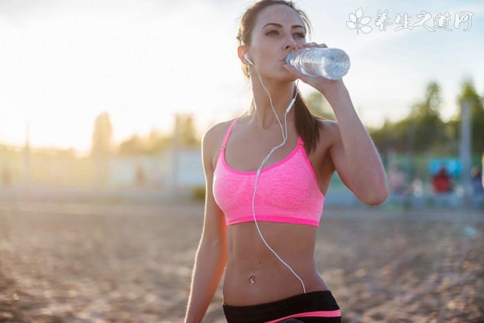怎么避免喝白开水发胖