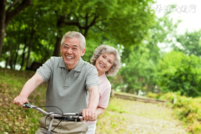 老年人两性生活常识