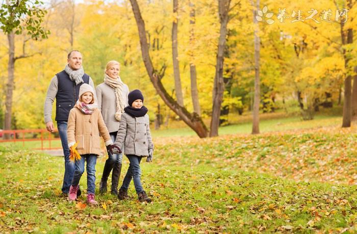 秋季预防疾病小常识