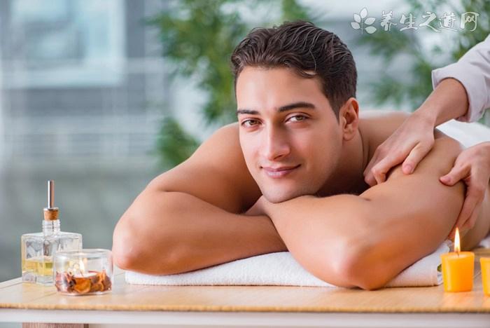 睾丸保健按摩方法