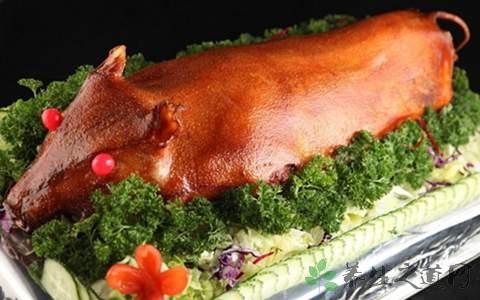 做烤乳猪放什么调料