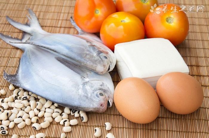 做蛋清羊尾放什么调料