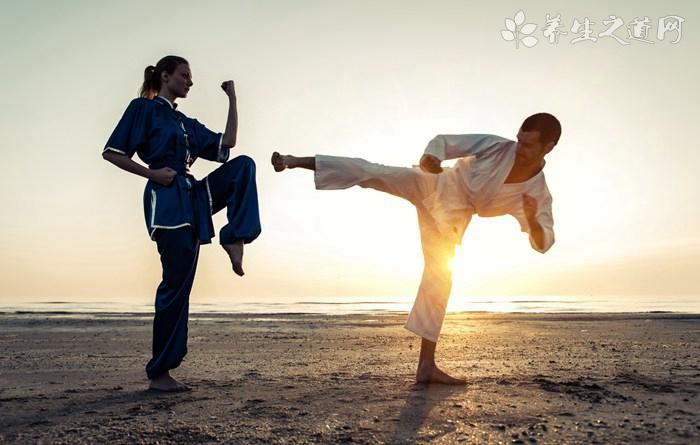 散打和跆拳道的区别 散打有什么好处