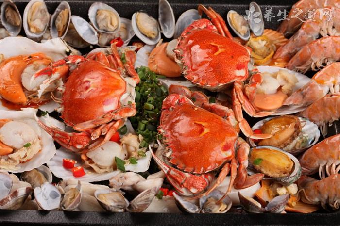 油爆大虾的营养价值