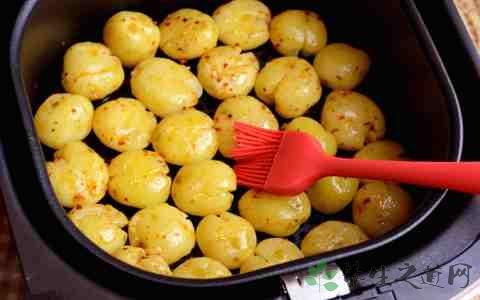 香烤土豆的营养价值