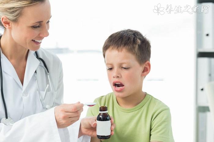 宝宝干咳吃什么药