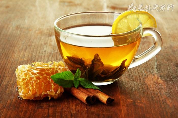 自制夏季排毒养颜茶