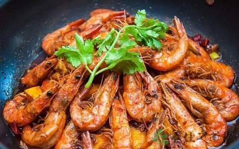 玟瑰大虾的营养价值