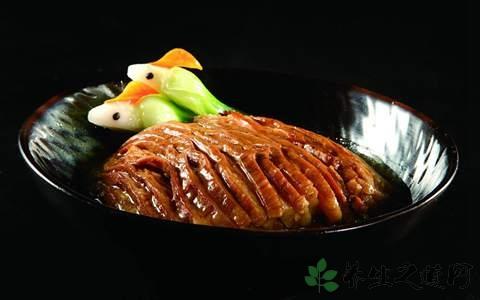 红扒羊肉怎么做最有营养