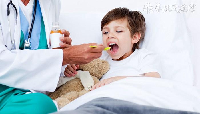 夏季小孩感冒流鼻涕怎么办