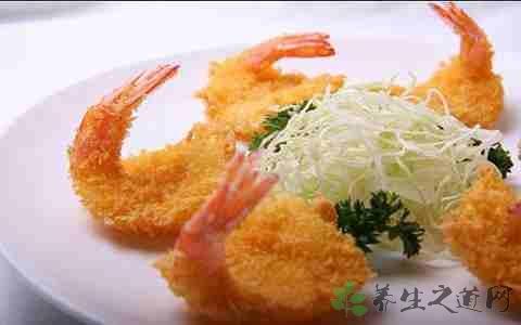 吉利大虾的营养价值