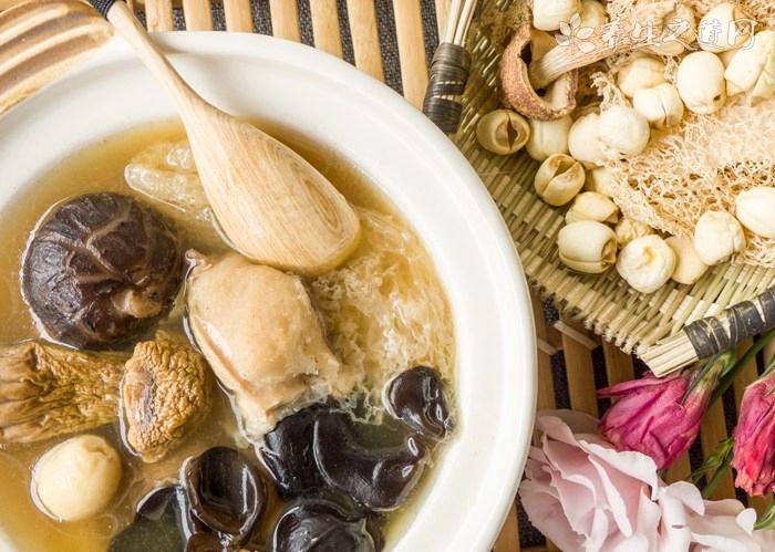 翅子汤的营养价值