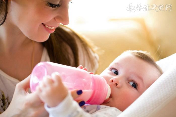 婴儿的喝奶量怎么算