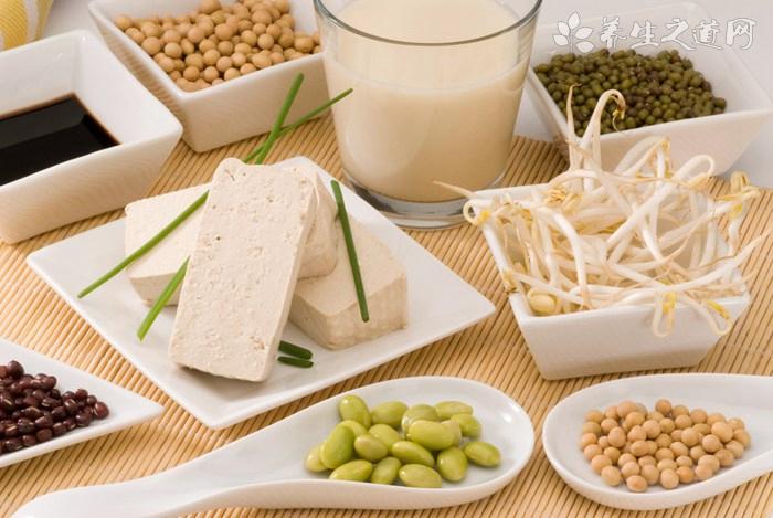 不能吃豆制品是什么病