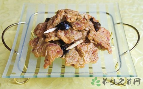 做合川肉片放什么调料