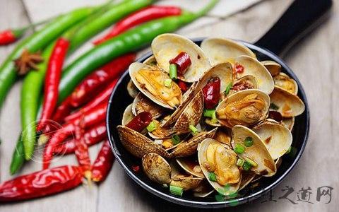辣拌血蛤的营养价值