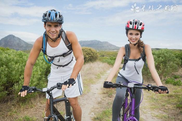 怎么骑自行车才正确