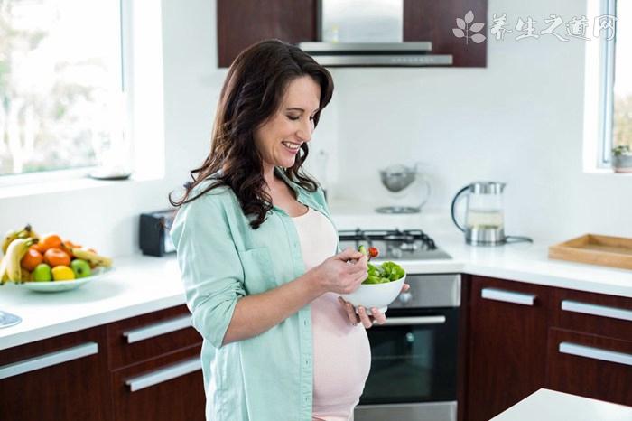 怀孕前三个月饮食注意事项
