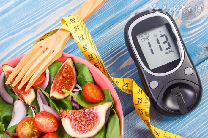 糖尿病的饮食安排
