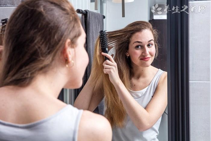 用什么洗发水头发硬强韧型
