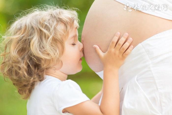 性生活第二天可以检查出怀孕吗