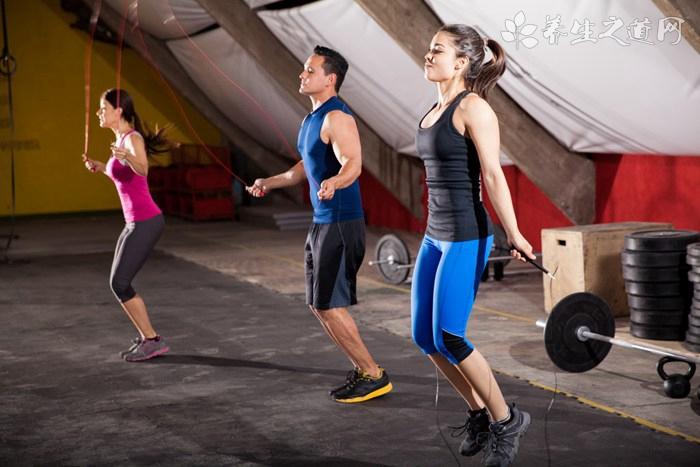 原地空跳绳可以减肥吗