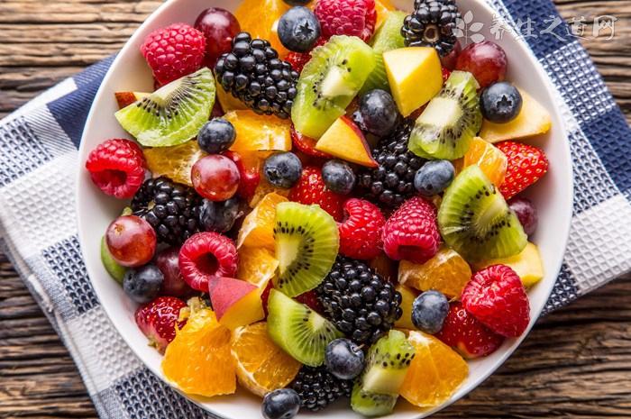 饭后不宜吃什么水果