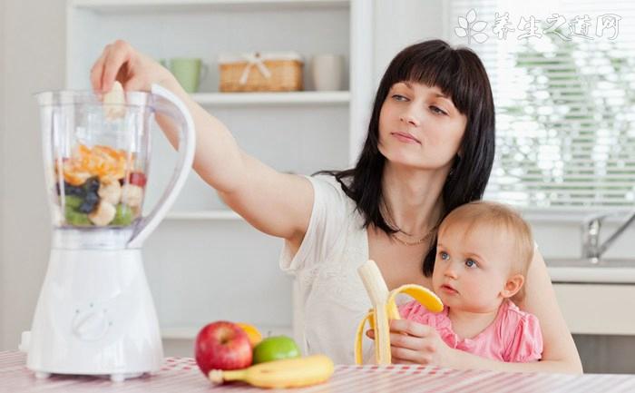 儿童适合喝什么果汁