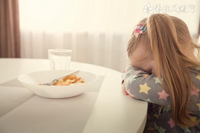 儿童肚子大是因为什么?