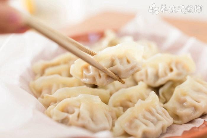 饺子的包法有哪几种