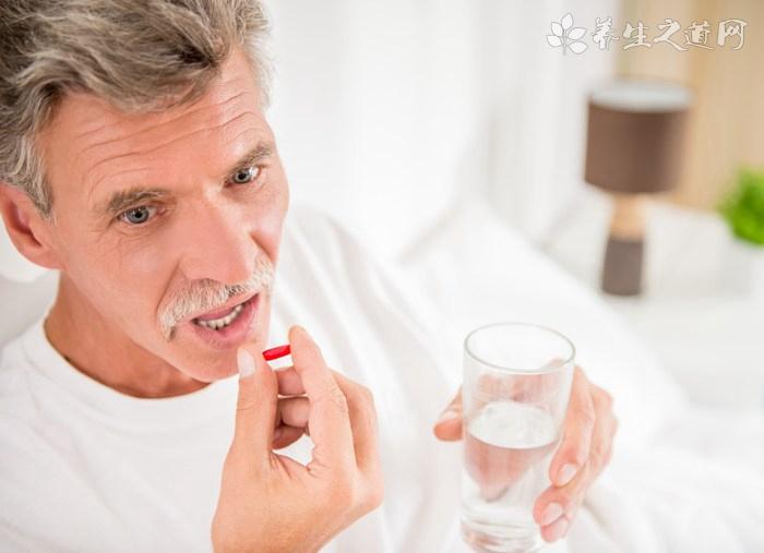 老年人家中常备急救药