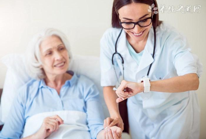 高血压老人骨折注意些什么