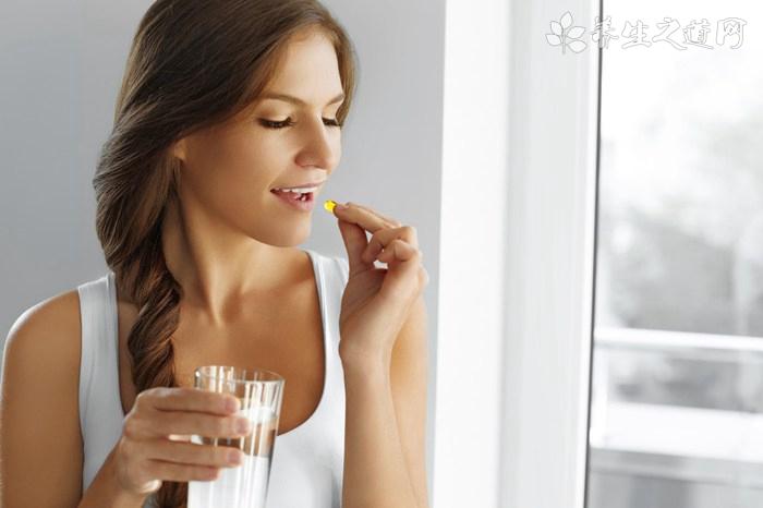 中老年补钙吃什么药